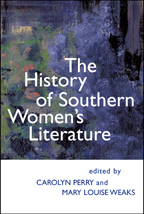 The History of Southern Women's Literature - Cover