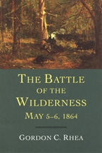 The Battle of the Wilderness, May 5-6, 1864 - Cover