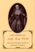 The Poems of Lady Mary Wroth - Cover