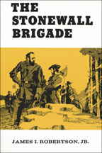 The Stonewall Brigade - Cover