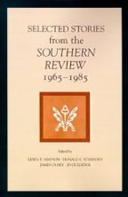 Selected Stories from the Southern Review - Cover