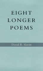 Eight Longer Poems - Cover