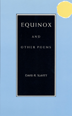 Equinox and Other Poems - Cover