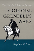 Colonel Grenfell's Wars - Cover