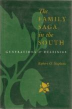 The Family Saga in the South - Cover