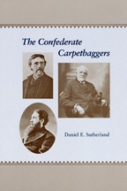 The Confederate Carpetbaggers - Cover