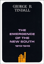 The Emergence of the New South, 1913-1945 - Cover