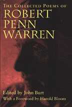 The Collected Poems of Robert Penn Warren - Cover